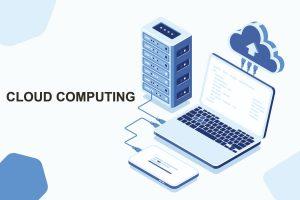 Imagen conceptual de cloud computing despachos de abogados