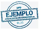 ejemplos proteccion de datos