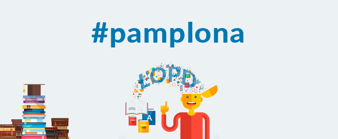 Jornada en Pamplona sobre el nuevo Reglamento europeo de Protección de Datos