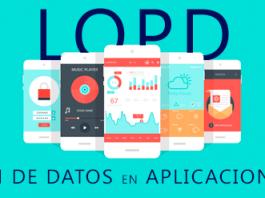 normativa lopd para apps