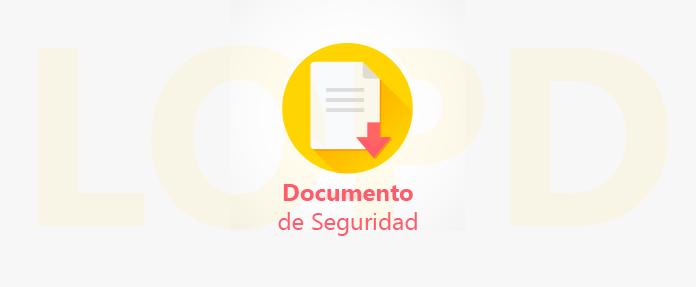 plantilla descargar documento seguridad