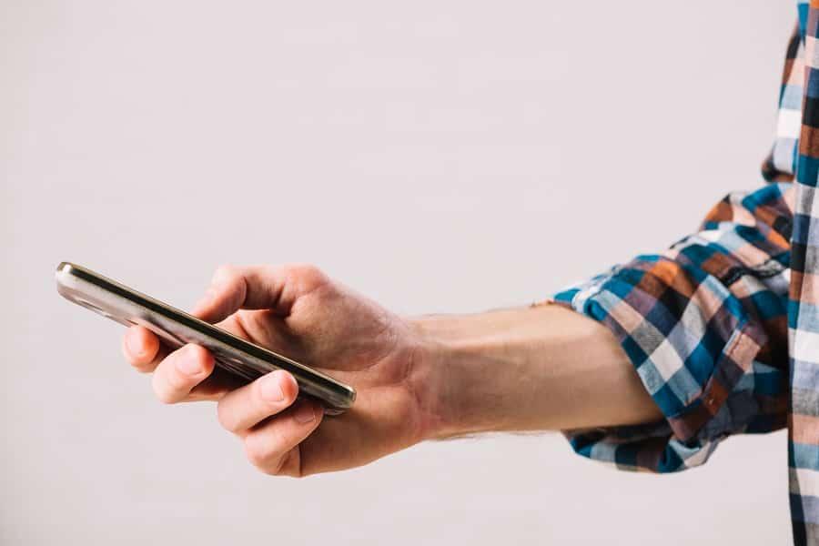 protección de datos en apps moviles