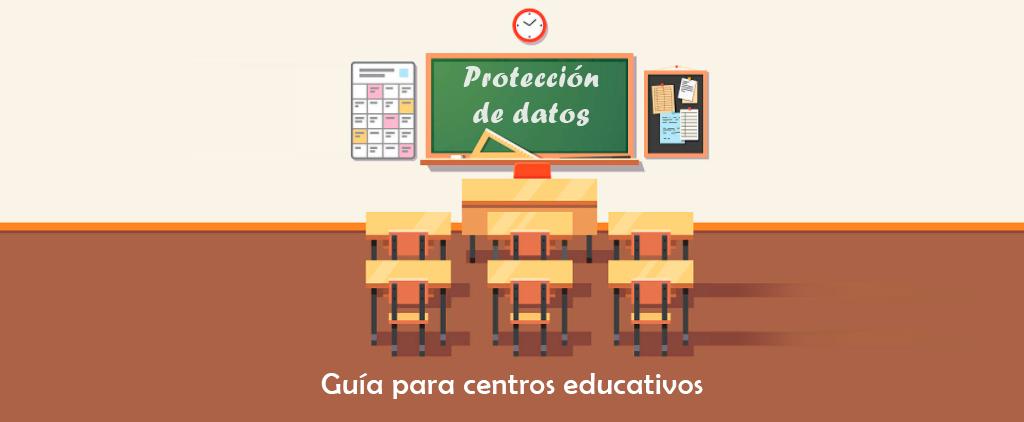 LOPD en centros educativos
