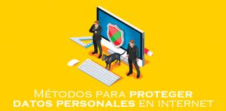 privacidad información personales en internet