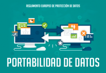 derecho a la portabilidad de los datos de carácter personal