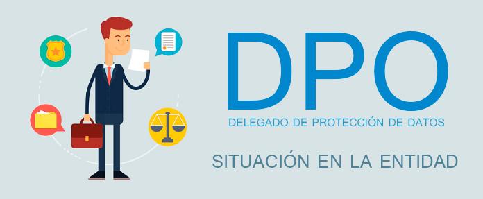 data protection officer contratacion
