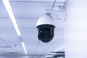Imagen videovigilancia protección de datos empresas