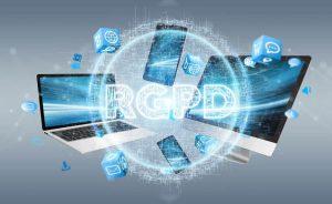 Imagen protección de datos empresas