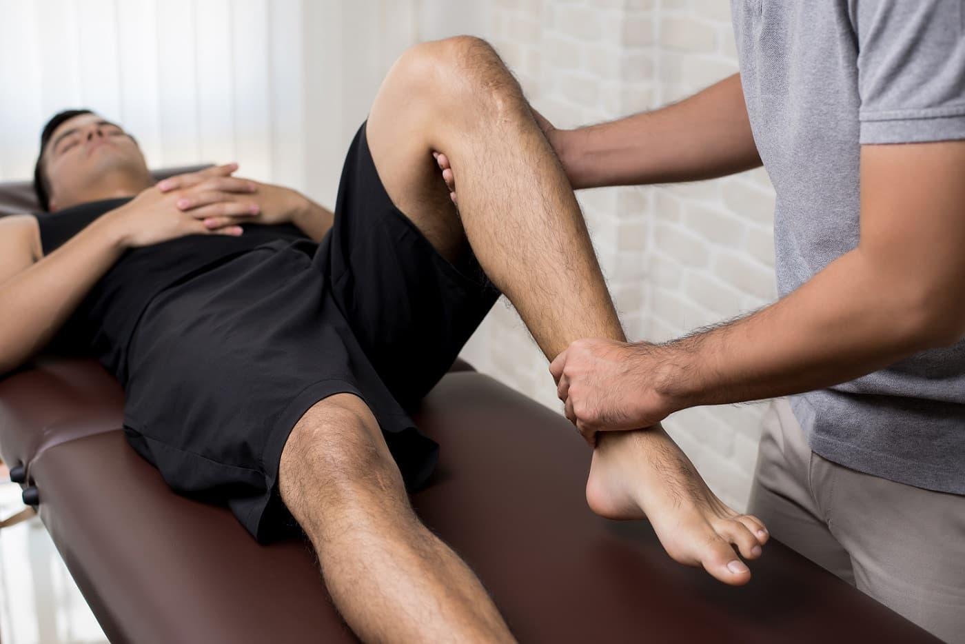 Imagen fisioterapeuta protección de datos