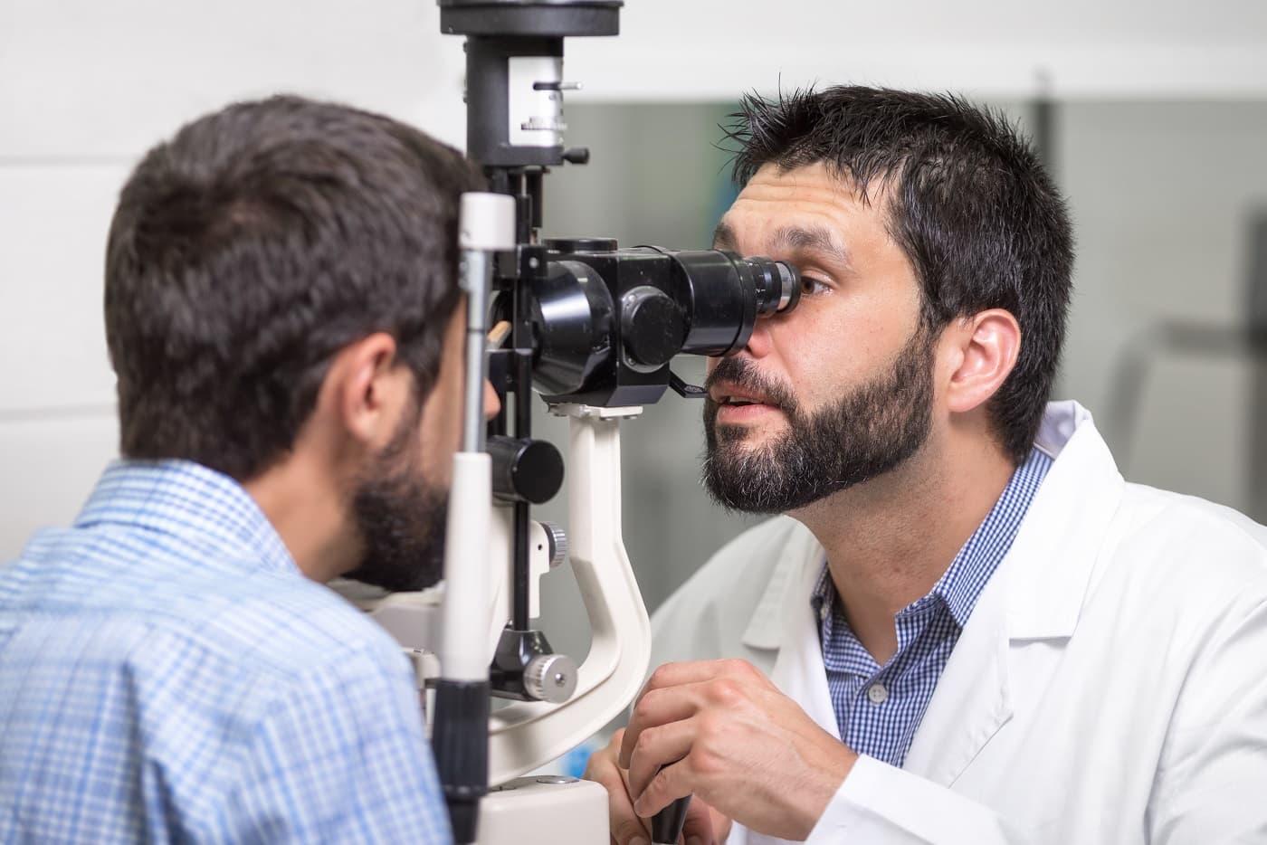 Protección de datos para ópticas imagen clínica
