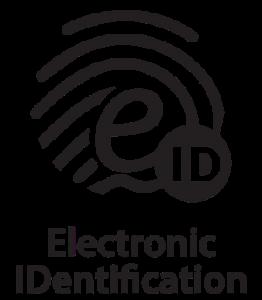 logo electronic identification empresas ciberseguridad