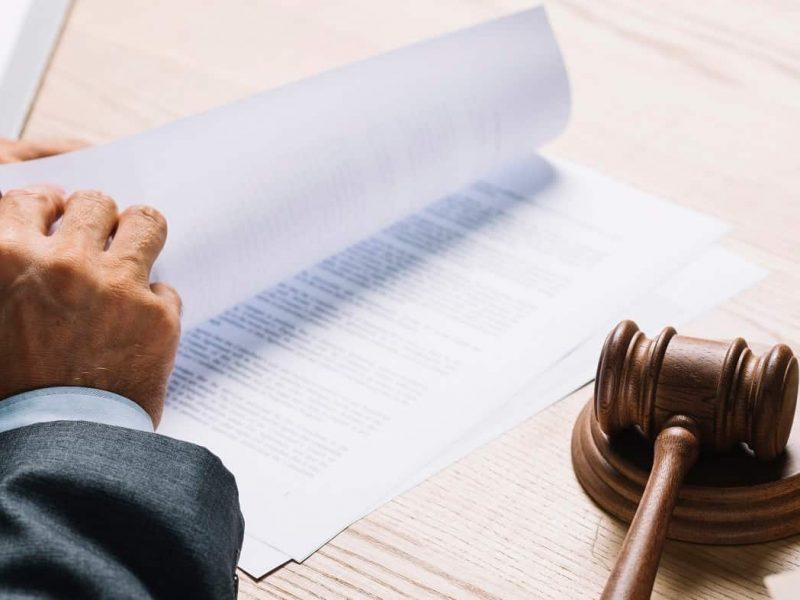 proteccion de datos personales en expedientes judiciales