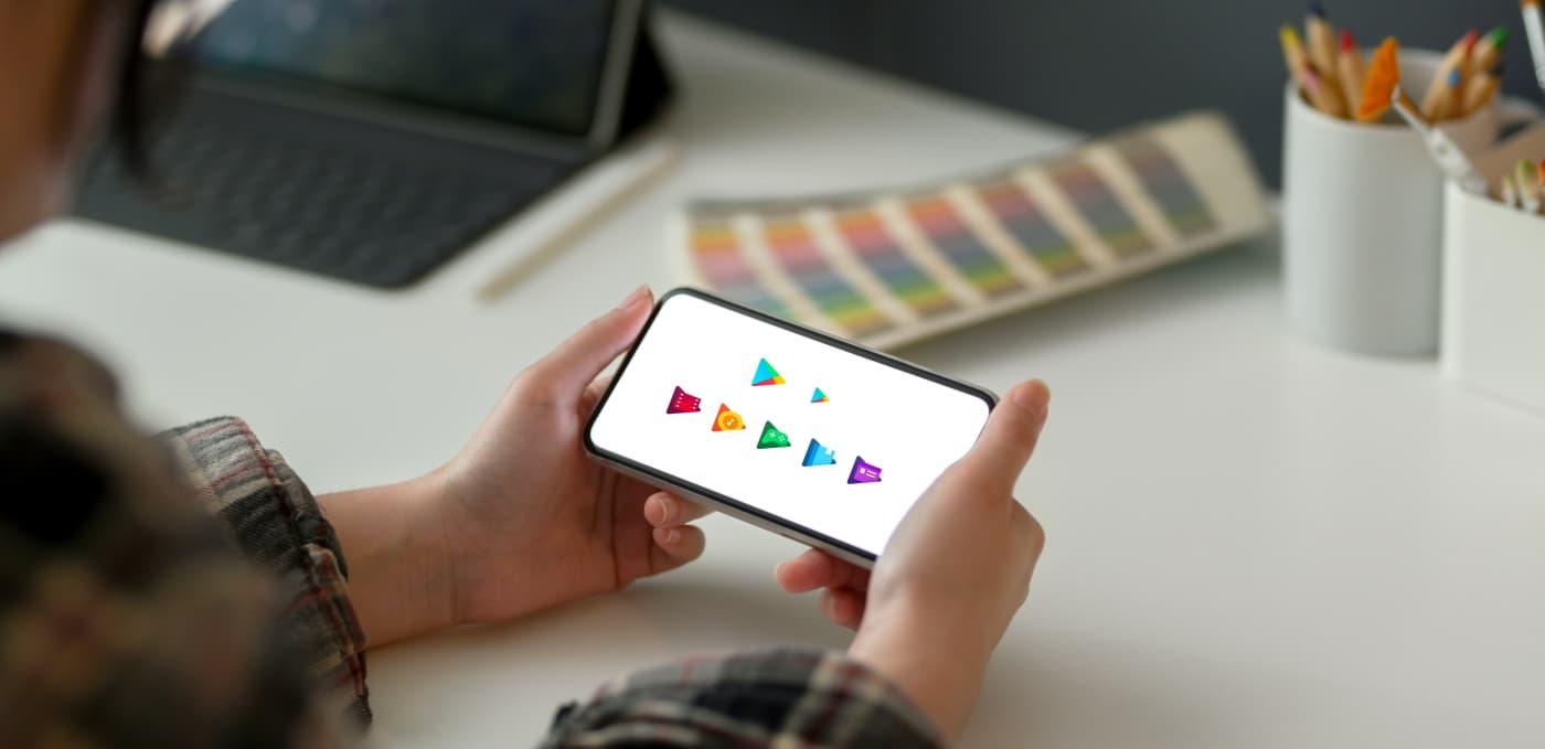 Móvil con aplicaciones Google bloqueo huawei