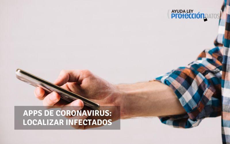 apps coronavirus para localizar infectados