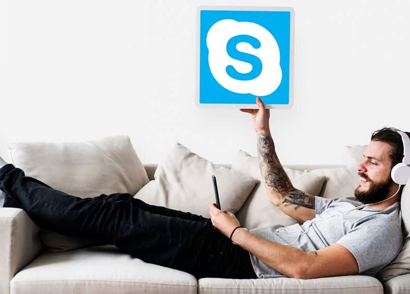 Videollamadas grupales con Skype