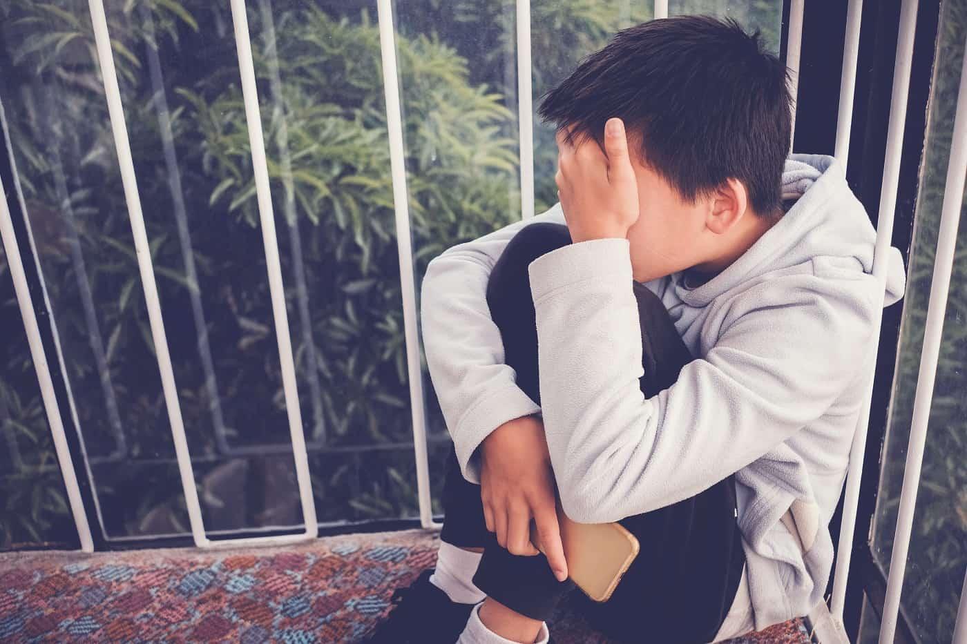 Víctima ciberacoso ciberbullying