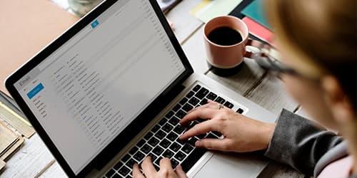 comunicaciones correo electrónico