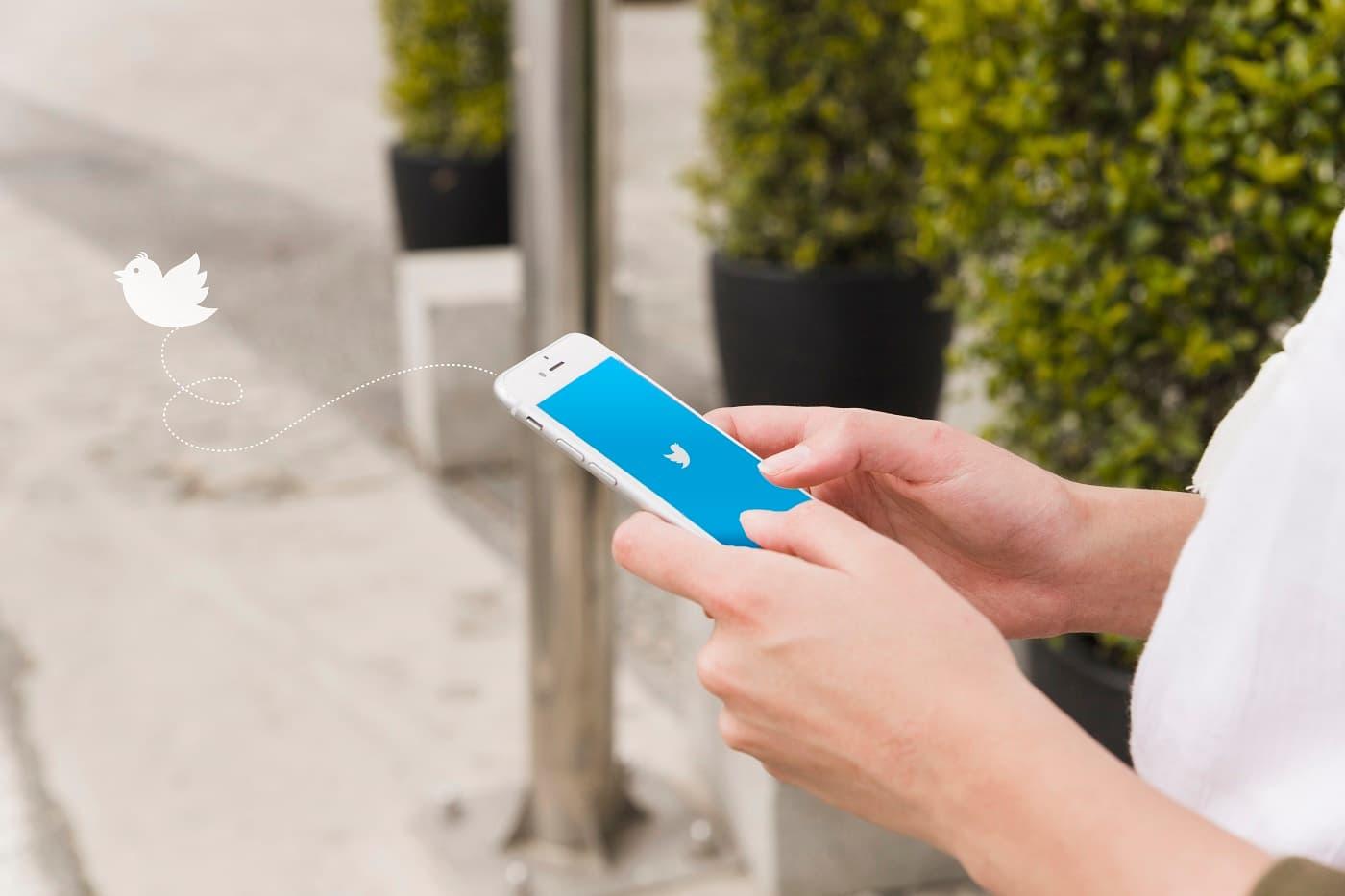 Protección de datos en redes sociales twitter