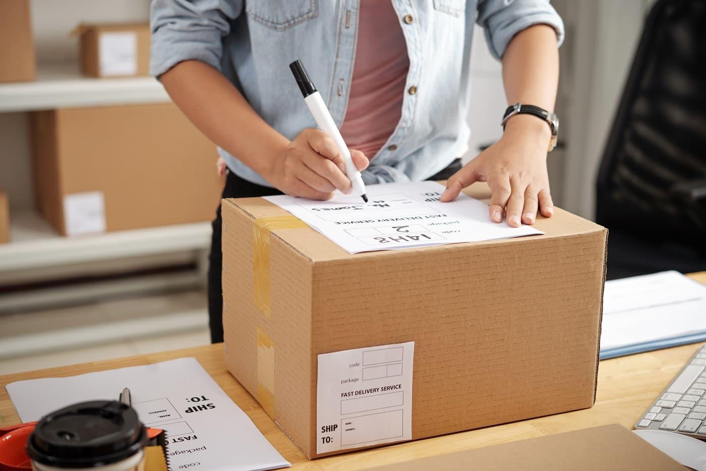 Preparación envío abrir tienda online requisitos