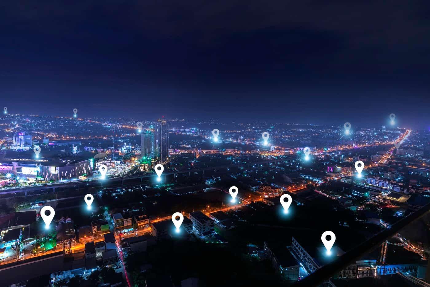 Concepto de ciudad inteligente Smart City 1