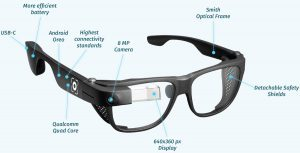 Cambios Google Glasses Enterprise Edition 2