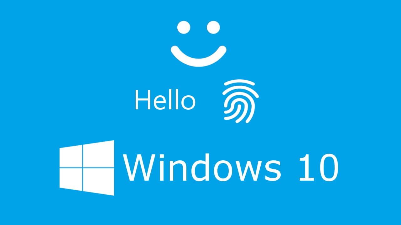 logo windows hello