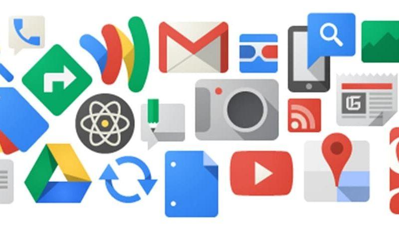 Portada apps google