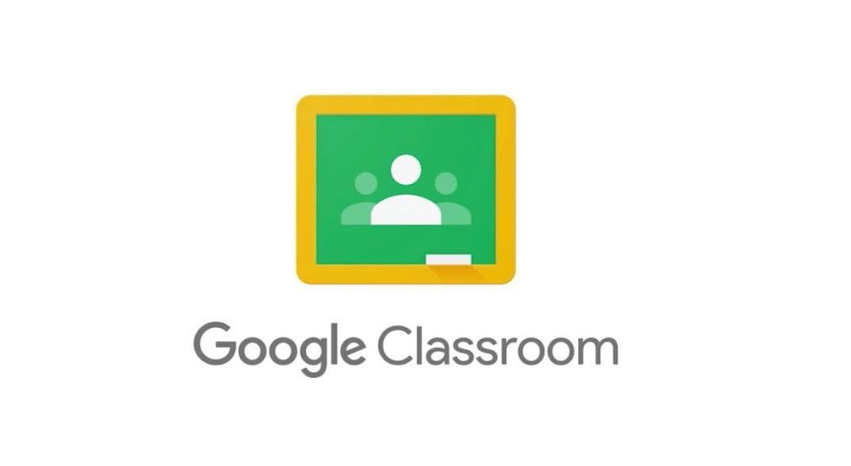 Logo de Google Classroom app
