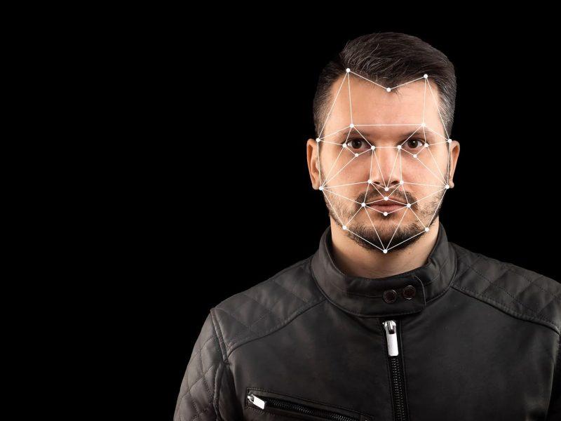Portada app reconocimiento facial