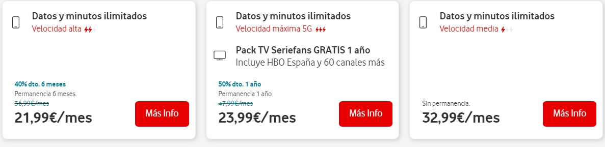 datos moviles ilimitados vodafone