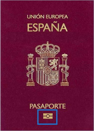 Pasaporte España biometrico o no