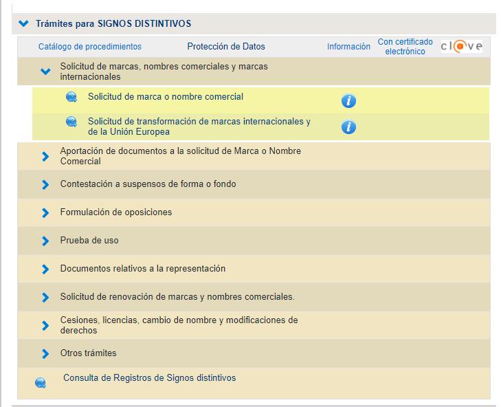 Registro patente/marca 4