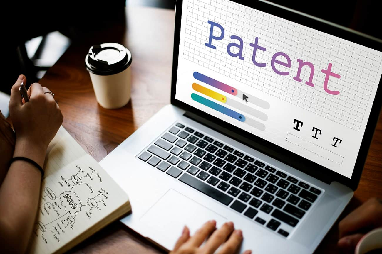 Patent online