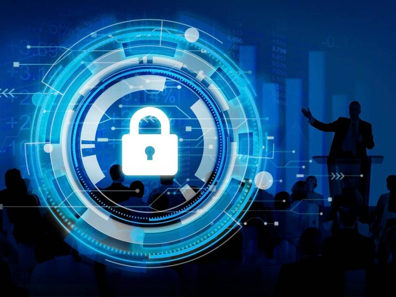 Portada para principios de la protección de datos