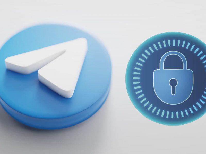 Portada para privacidad en Telegram