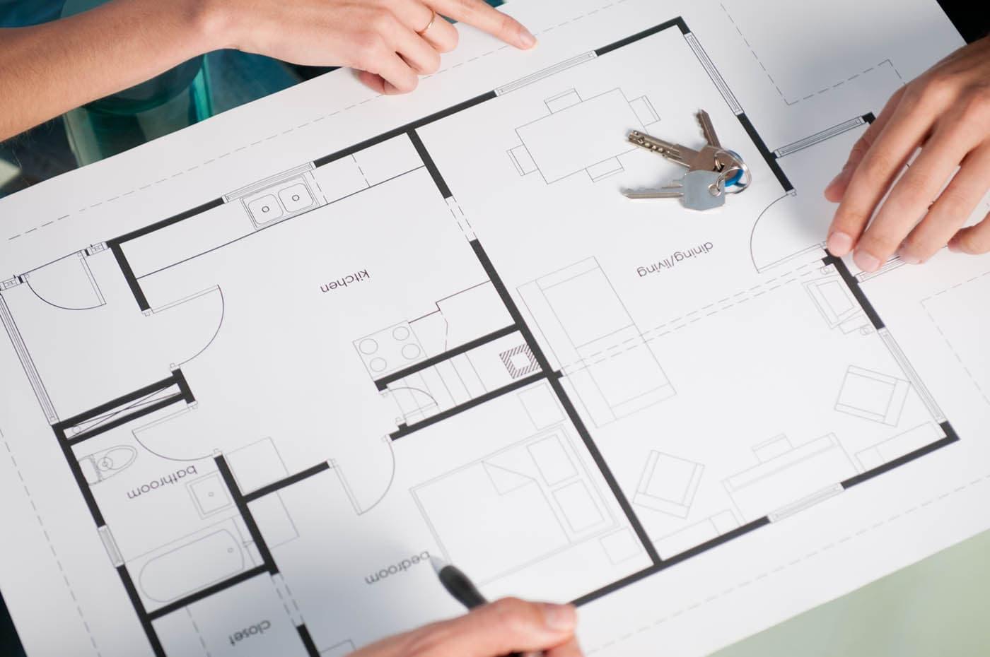 estafa inmobiliaria sobre plano