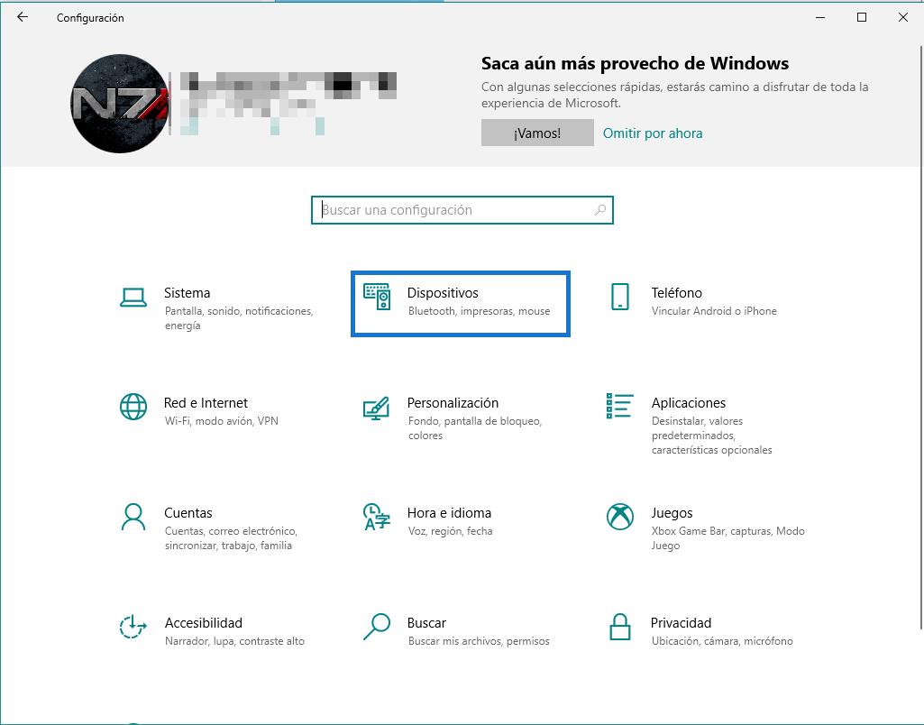 Bloquear sesión con Windows 10 desde el móvil