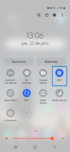 NFC en tu móvil Android