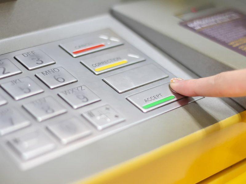 robo de datos en cajeros automaticos