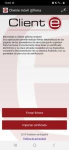 AutoFirma Android