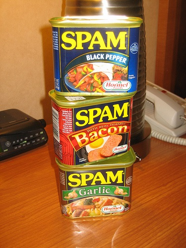 Spam-a-lot