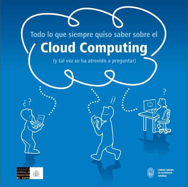 informe sobre la utilización del cloud computing por los despachos de abogados